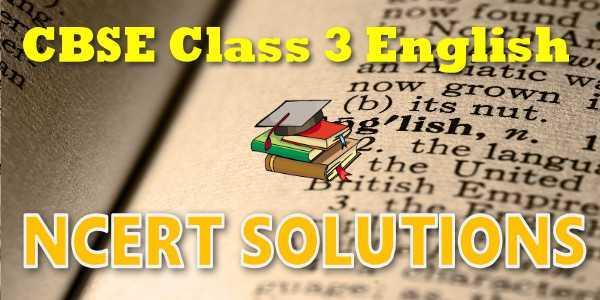 NCERT Solutions for Class 3 English | myCBSEguide | CBSE