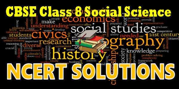 ncert solution of class 8 sst