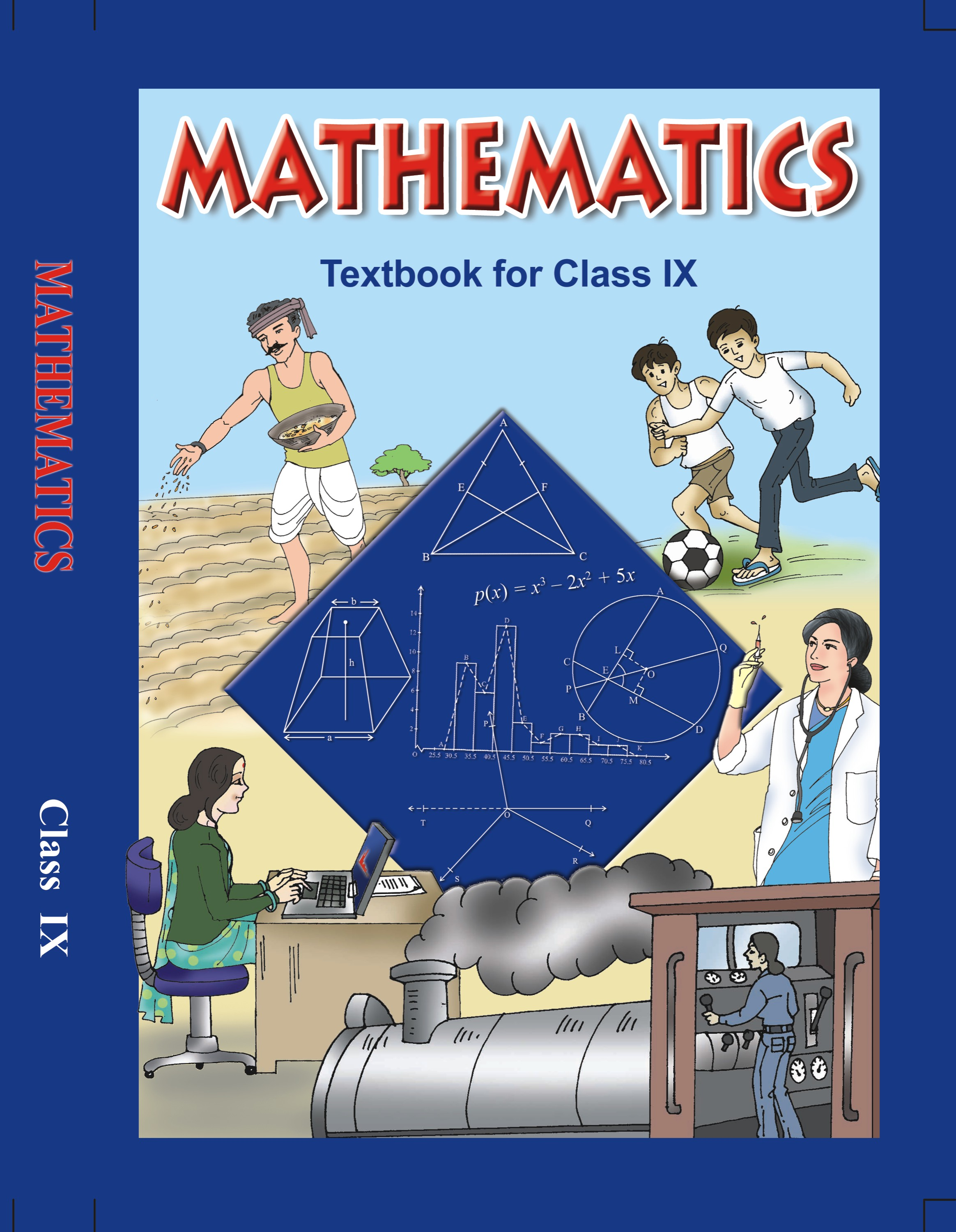 Maths textbook pdf class cbse 8th
