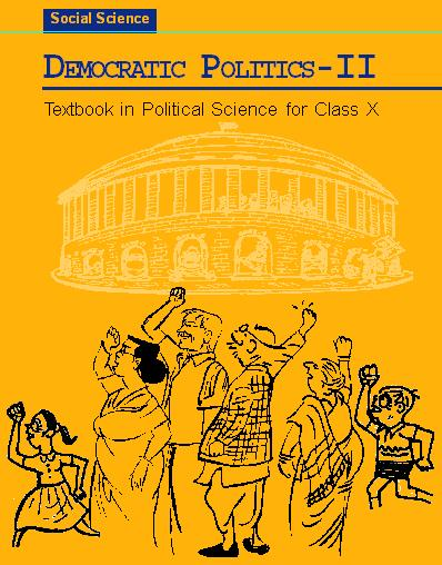 NCERT solutions for Class 10 Social Science Political Science Democracy and Diversity