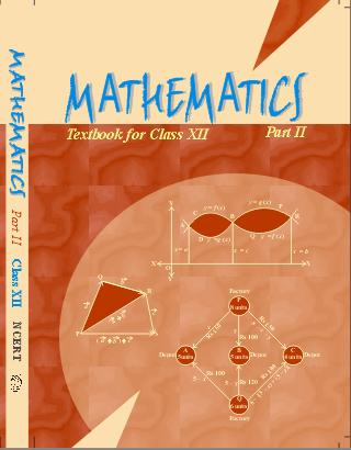 Ncert Maths Book Class 12 Part 2 Solutions