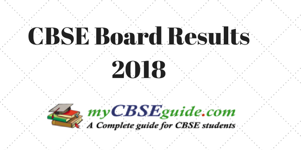CBSE Result 2018 and Rechecking Process