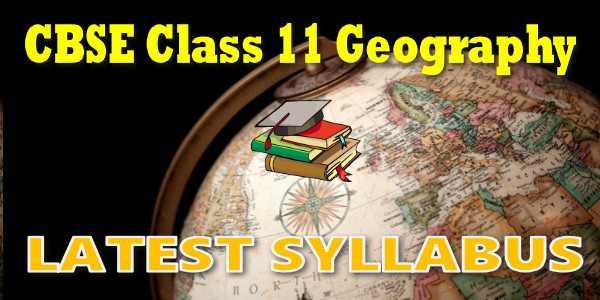 cbse class 11 syllabus 2019-19 pdf
